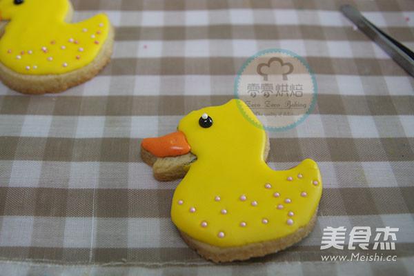 小鸭子糖霜饼干怎样炒