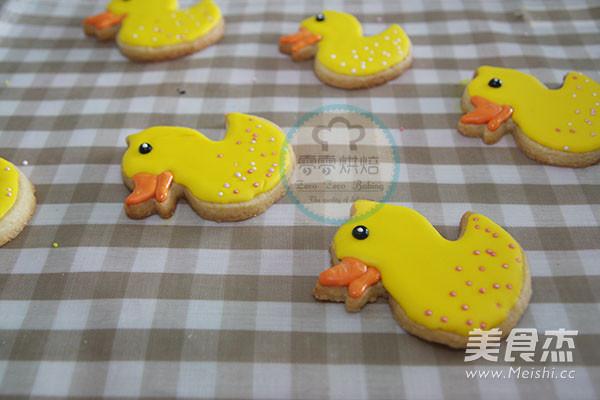 小鸭子糖霜饼干怎样煮