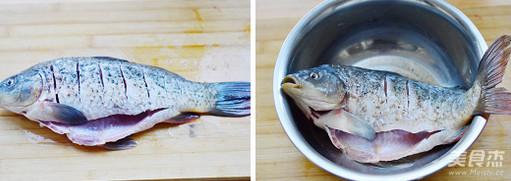 糖醋鲤鱼的做法图解
