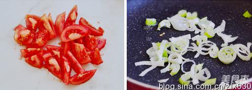 番茄疙瘩汤的家常做法