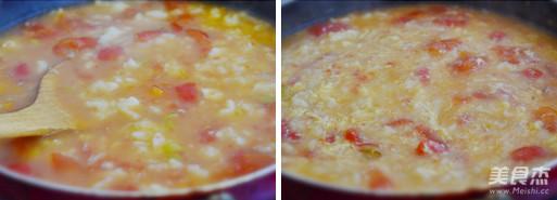 番茄疙瘩汤怎么吃