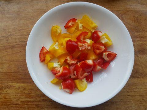 美食DIY——时蔬烩虾球