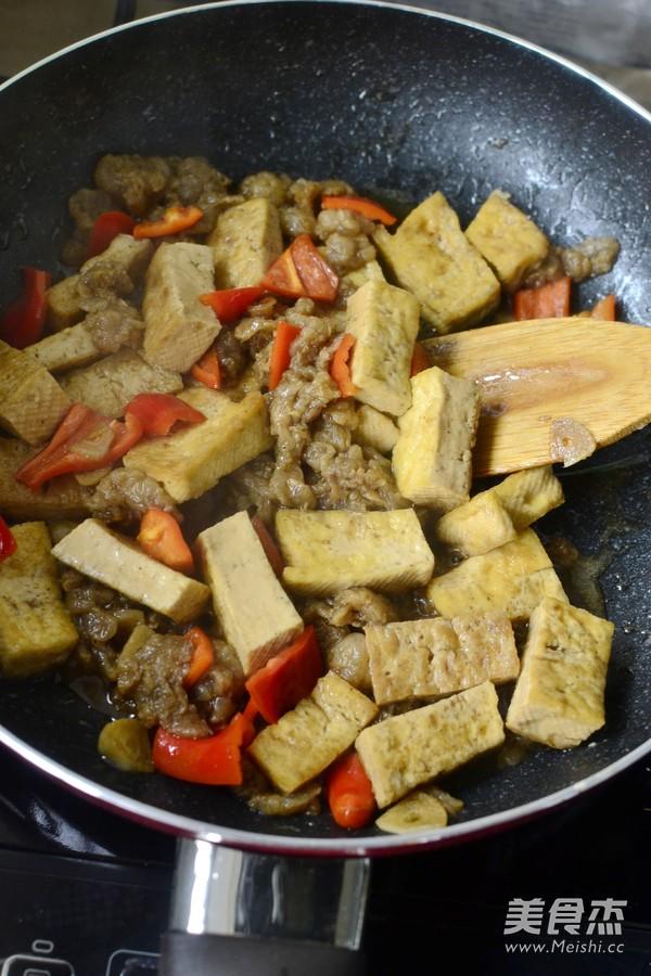 猪油渣烧豆腐怎么煮