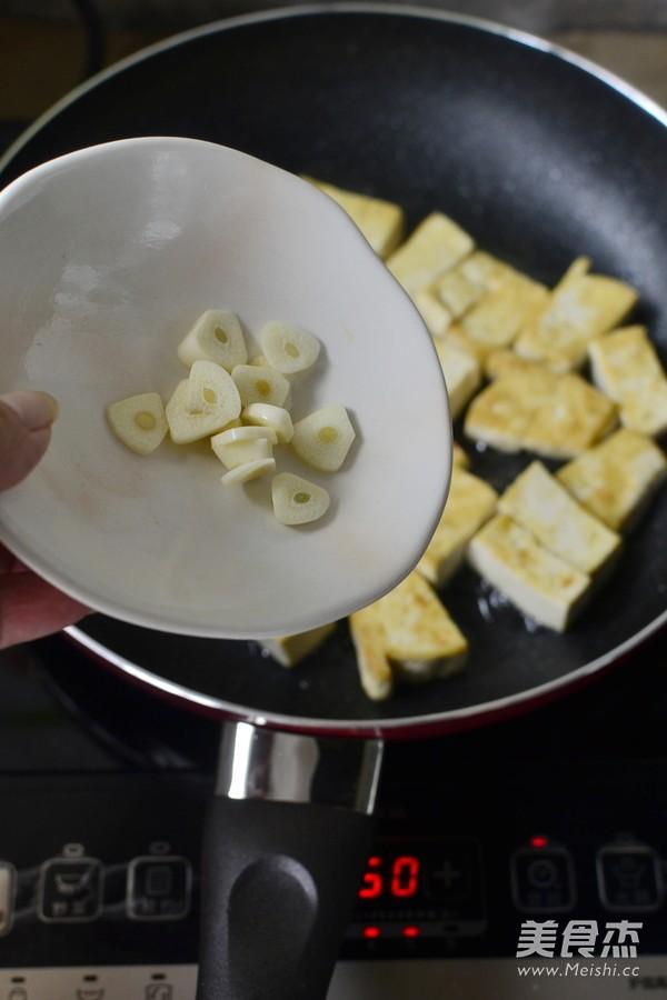 猪油渣烧豆腐怎么吃