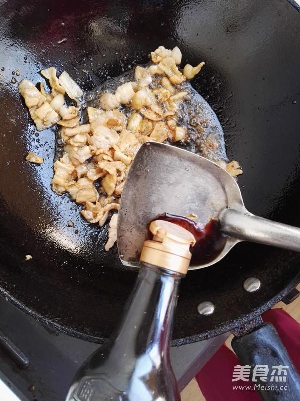 五花肉炒白菜的家常做法