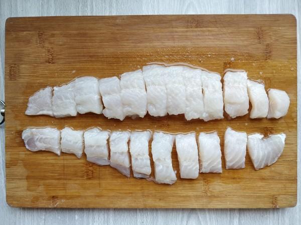 什锦熘鱼块#福临门营养家#的做法图解