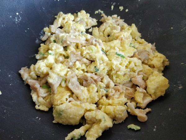 滑蛋海螺片#午餐#怎么煸