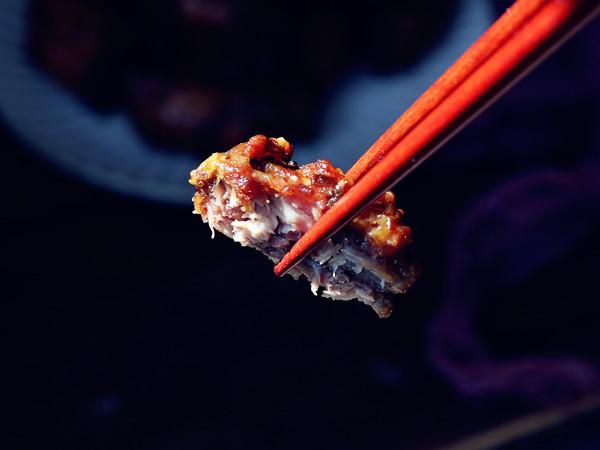 美食DIY——蒜香鸡脖