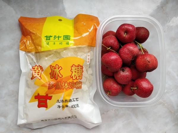 冰糖山楂罐头的做法大全