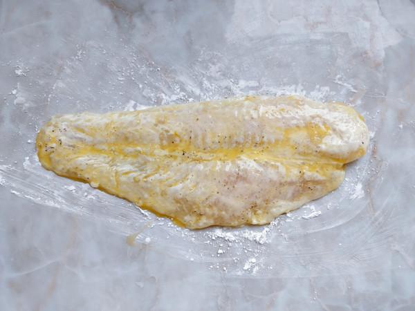 香酥免炸鱼排怎么吃