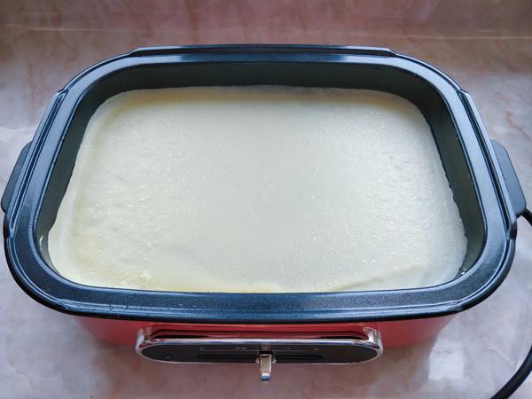 黄桃千层蛋糕卷怎么炒