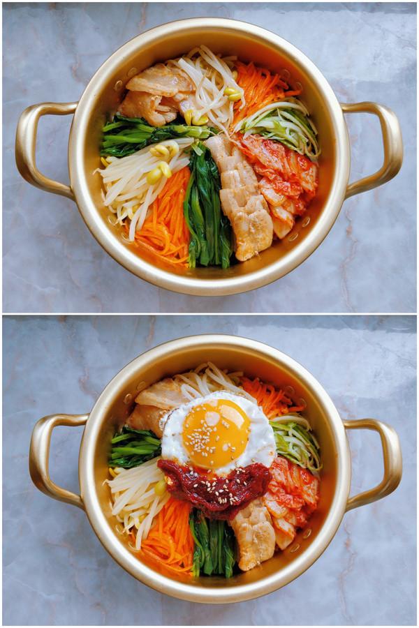 美食DIY ——五花肉拌饭