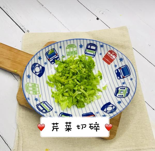 【芹菜海米粥】的简单做法