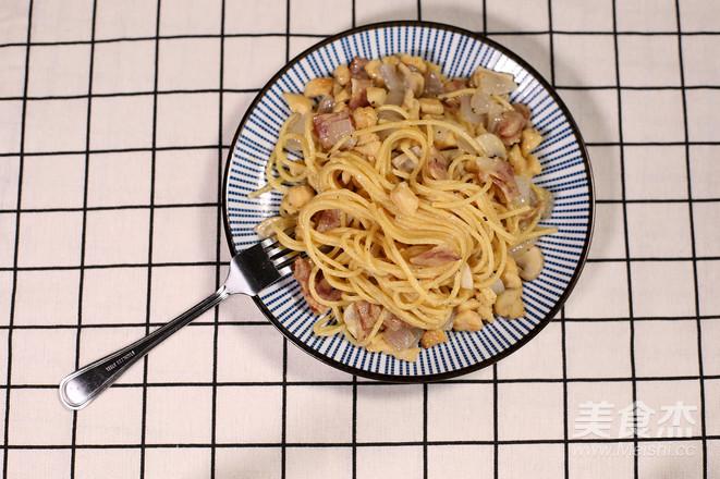 意大利面条怎么做?成品图