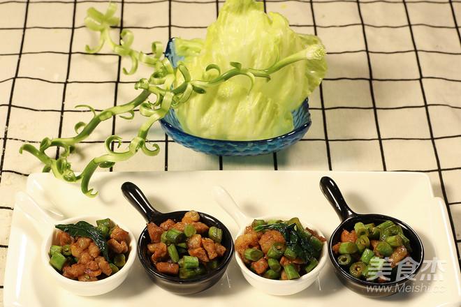 一道萨瓦迪卡的泰式菜成品图
