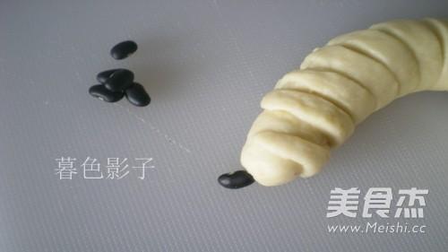 樱桃酱毛毛虫面包怎么煸