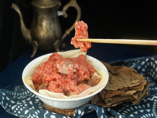 芋头粉蒸肉成品图