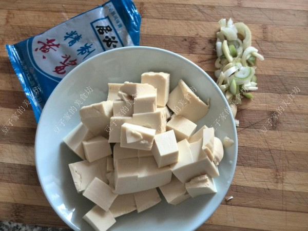 黄酱炒豆腐的做法大全