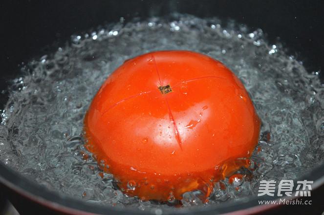番茄龙利鱼面的做法图解