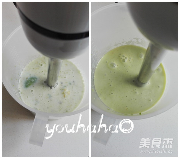 牛油果奶昔的简单做法