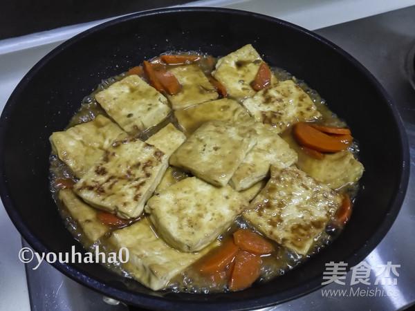 酱烧豆腐怎么炖