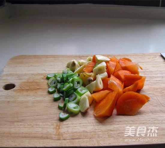 黄金卷心菜泡菜怎么做