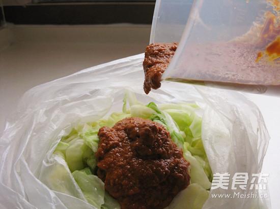 黄金卷心菜泡菜怎样做