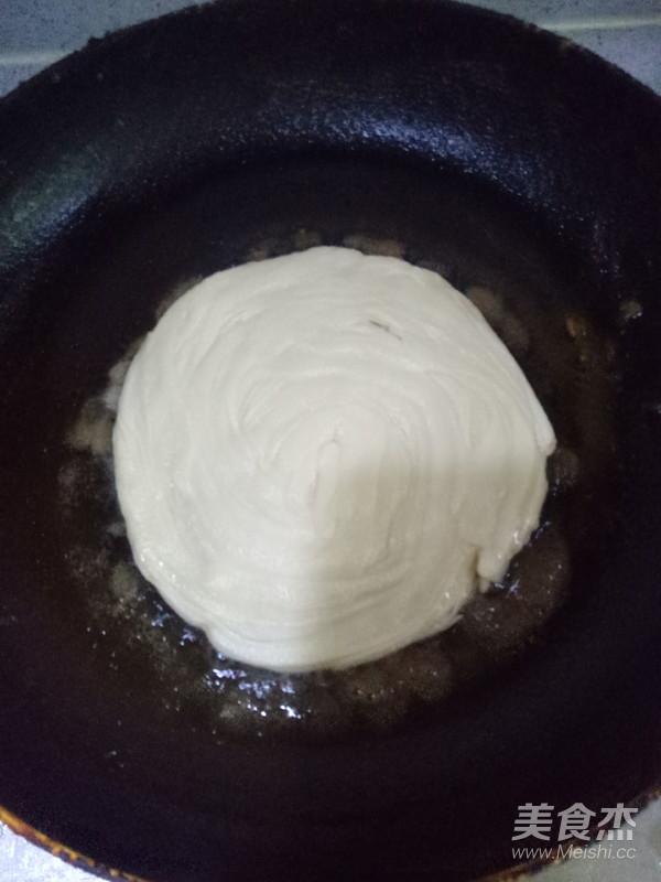 盘丝手抓饼的做法大全