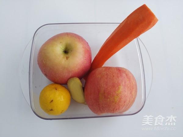 瘦身果蔬汁的做法大全