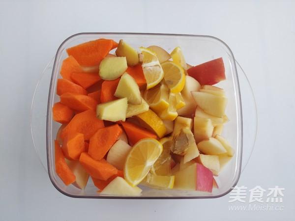 瘦身果蔬汁的做法图解
