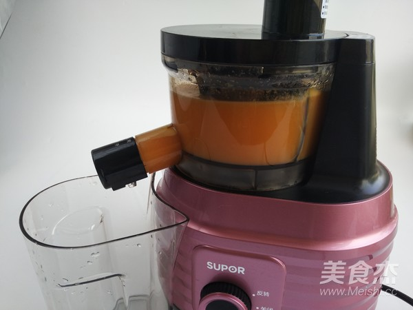 瘦身果蔬汁的简单做法