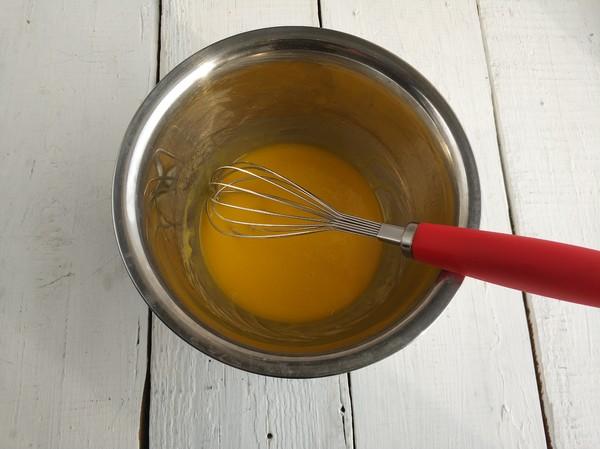 柠檬戚风蛋糕的做法图解