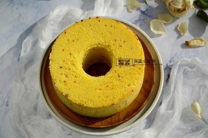 柠檬戚风蛋糕的做法大全