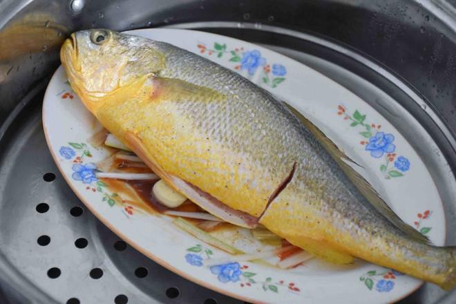 清蒸黄花鱼怎么做