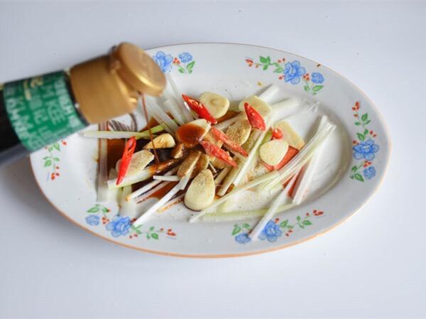 清蒸黄花鱼怎么吃