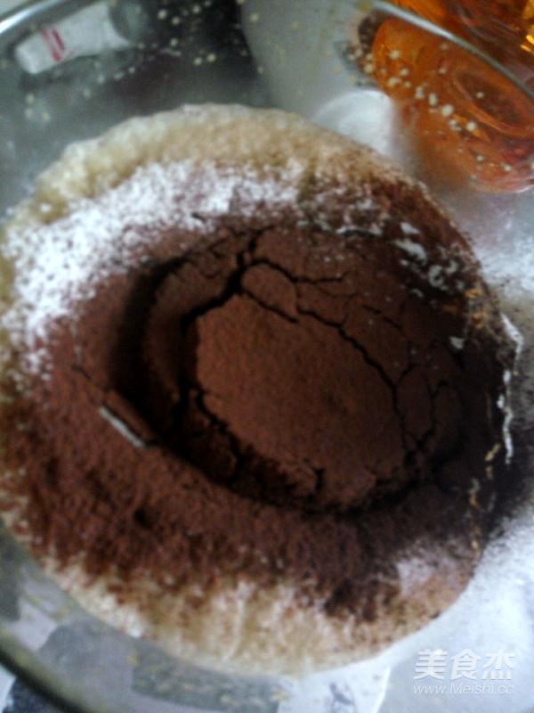 超级适合做蛋糕胚的摩卡蛋糕怎么煮