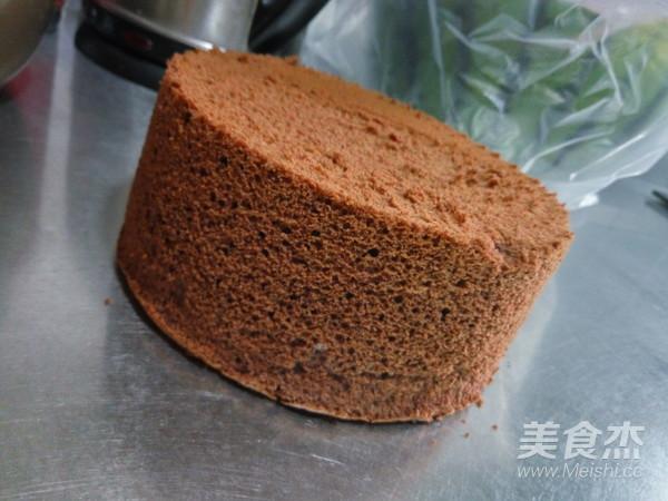 超级适合做蛋糕胚的摩卡蛋糕的制作大全