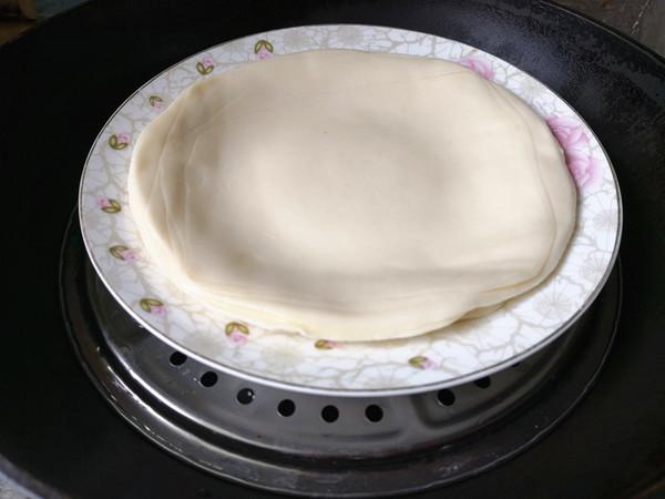 薄如蝉翼的卷饼怎么煮
