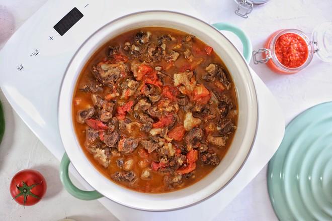 美食DIY——番茄牛腩