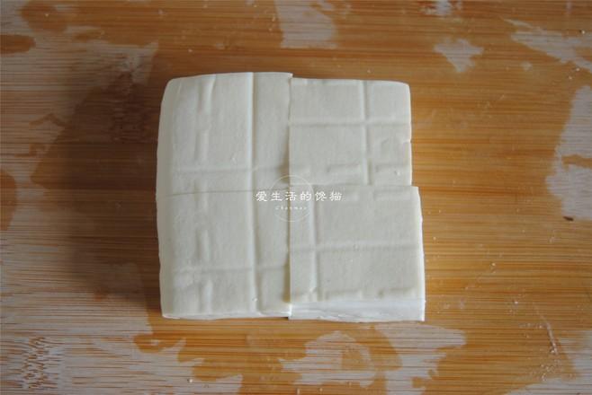 剁椒虾皮蒸豆腐的做法大全