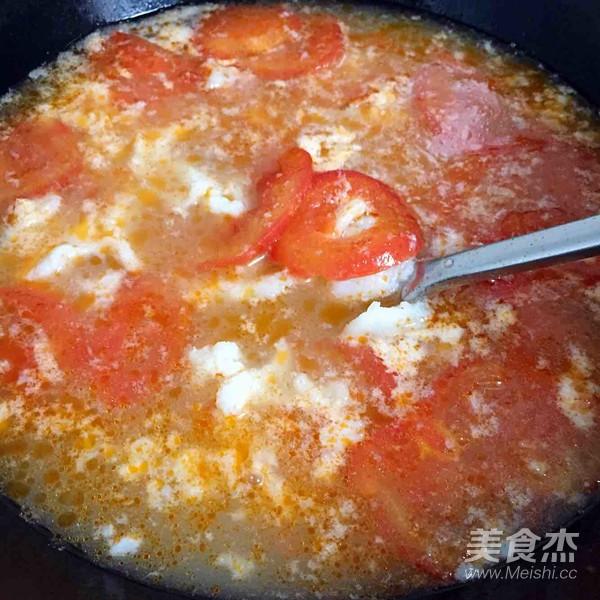 番茄龙利鱼汤怎么吃