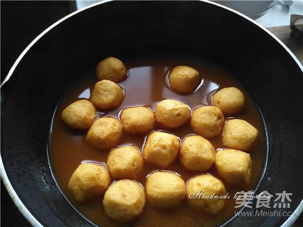 快手版咖喱鱼蛋的简单做法
