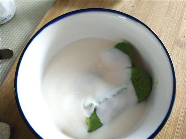 牛油果酸奶的家常做法