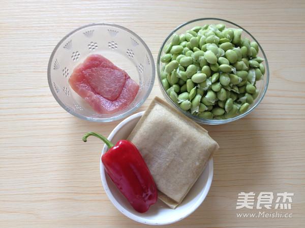 毛豆米炒豆丁的做法大全
