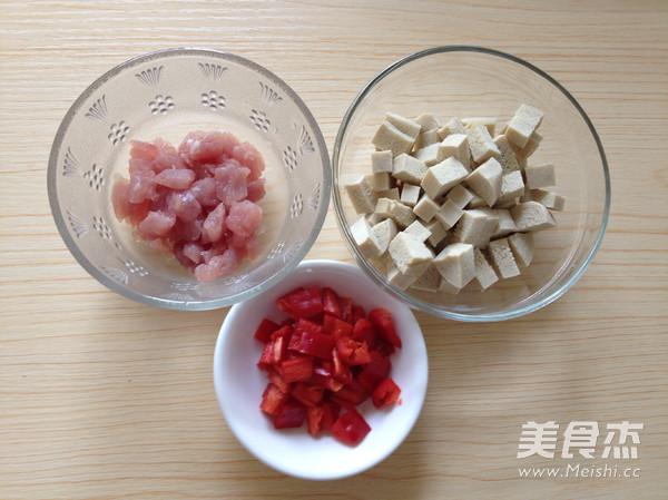 毛豆米炒豆丁的家常做法