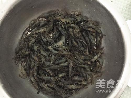 河虾烧酱的做法大全