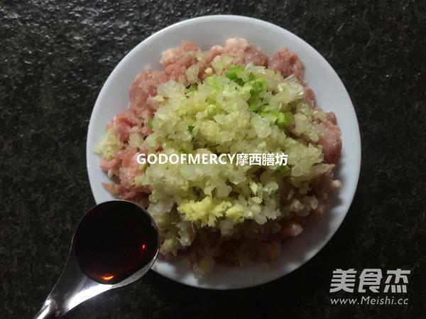 饺子也要吃出B格!豆浆版大白菜猪肉饺子怎样做