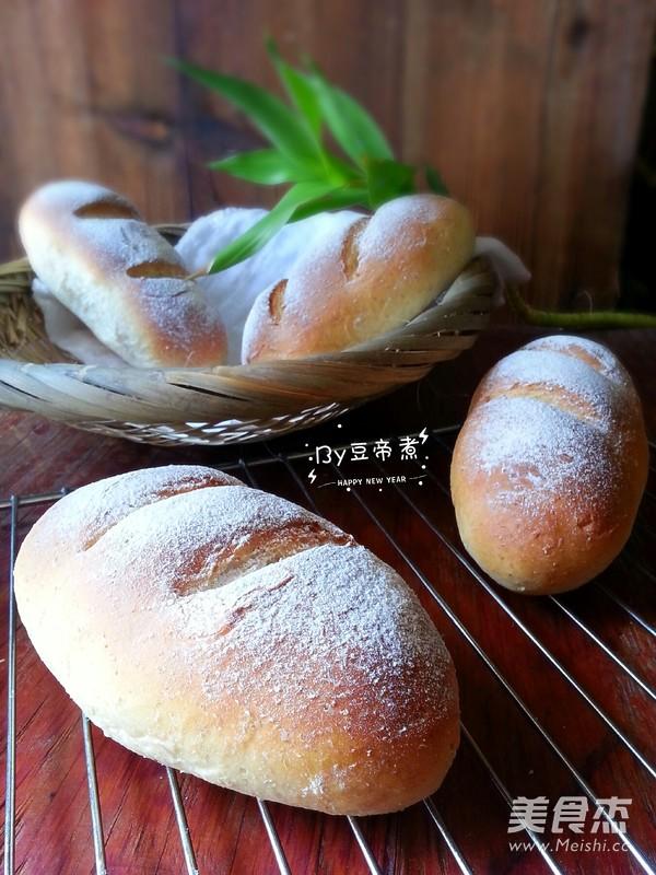 全麦面包怎样炖