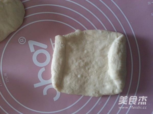 奶油哈斯面包怎么做