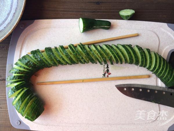 蓑衣黄瓜的家常做法